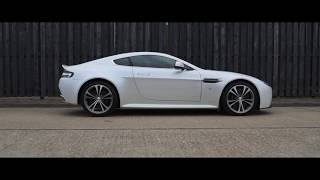2012 12 REG ASTON MARTIN VANTAGE 5.9 V12 MANUAL COUPE