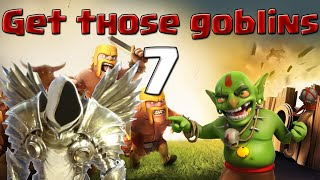 Clash of Clans | Get Those Goblins - Single Player Campaign - Two Smoking Barrels