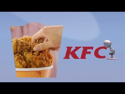 94-KFC Logo Spoof Pixar Lamp