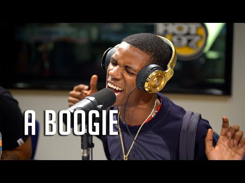 Thumbnail: A Boogie + Don Q Freestyle on Flex | Freestyle #005