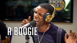Video A Boogie + Don Q Freestyle on Flex | Freestyle #005 download MP3, 3GP, MP4, WEBM, AVI, FLV Juni 2018
