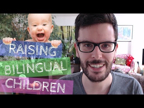 Raising Bilingual Children | 4 Questions ANSWERED #BILINGUALISM