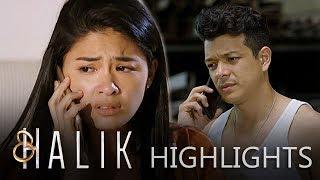 Jade drunk calls Lino | Halik