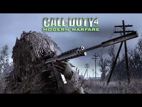 Call of Duty 4: Modern Warfare Full Campaign Walkthrough (1080p 60FPS)