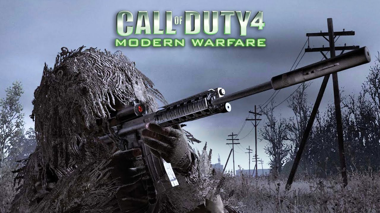 Call Of Duty 4 Modern Warfare Full Campaign Walkthrough 1080p 60fps Youtube