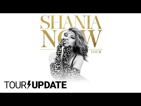 Shania Twain is Back 'Now' | Tour Update