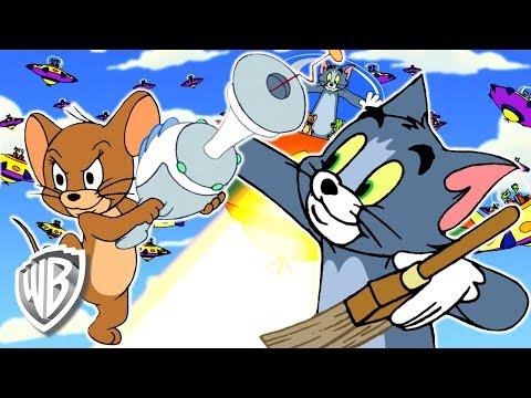 Tom & Jerry en Français | Tom & Jerry Sauvez la Terre | WB Kids thumbnail