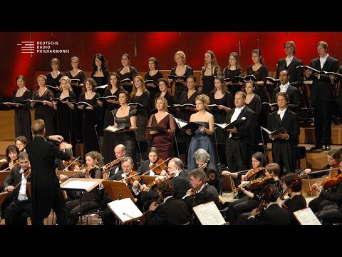 Saint-Saëns: Weihnachtsoratorium / Christoph Poppen / DRP