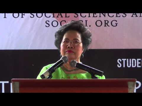 Santiago: Next president should have academic excellence