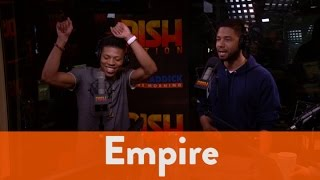 Empire - Jussie Smollett and Yazz Sing The Fresh Prince Theme Song | The Kidd Kraddick Morning Show