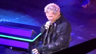 Billy Idol- Live- Full Concert- House of Blues, Las Vegas 5-10-17