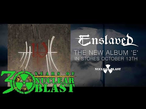 ENSLAVED - E Press Quotes (OFFICIAL...