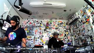 DJ Spinna and Carlos Mena present Dialog @ The Lot Radio (December 17th 2019)
