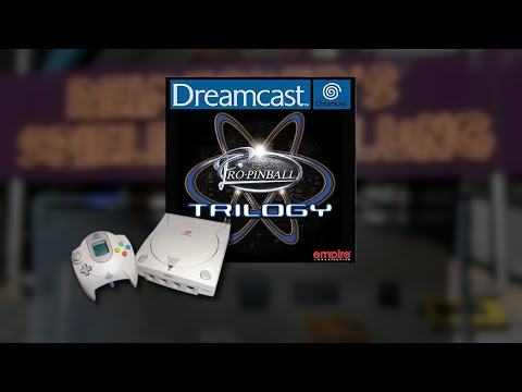 Gameplay : Pro Pinball Collection [Dreamcast]