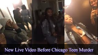 Brand New Live Video Surfaces before Chicago Teen was found dead in freezer