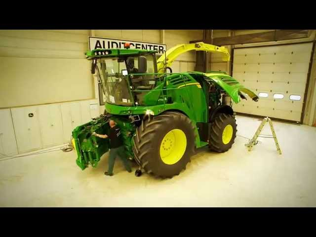 Made in Germany - Trincia John Deere Serie 8000 (Anteprima Episodio 6)
