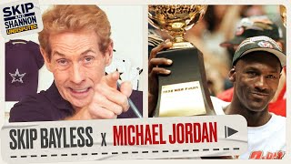 "Skip Bayless X Michael Jordan: Untold Stories From ""The Last Dance""   UNDISPUTED"