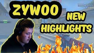 ZywOo - kolejne epickie highlightsy [CS:GO]