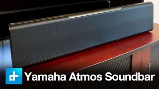 Yamaha YSP-5600 Atmos/DTS-X Sound Bar - Review