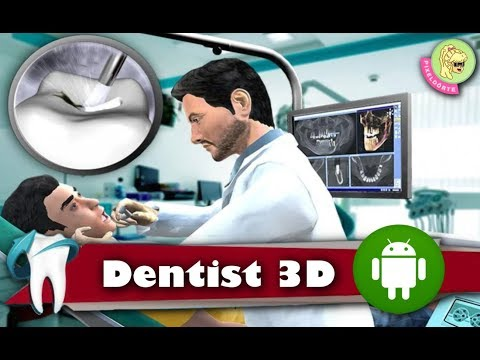 DENTIST 3D auf Android –Zähne zusammenbeißen, denn es heißt: Let´s Test mit Dörte [Deutsch]