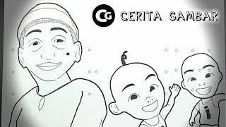 Download lagu Kisah Sedih Kematian Orangtua Upin Ipin - Cerita Gambar - Cerita Bergambar