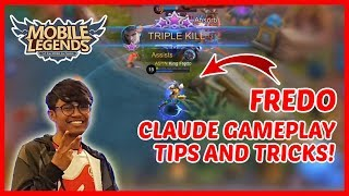 Fredo | How to be a Claude God - Mobile Legends