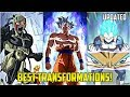 BEST TRANSFORMATIONS IN DOKKAN BATTLE! (Updated) | Dokkan Battle List!