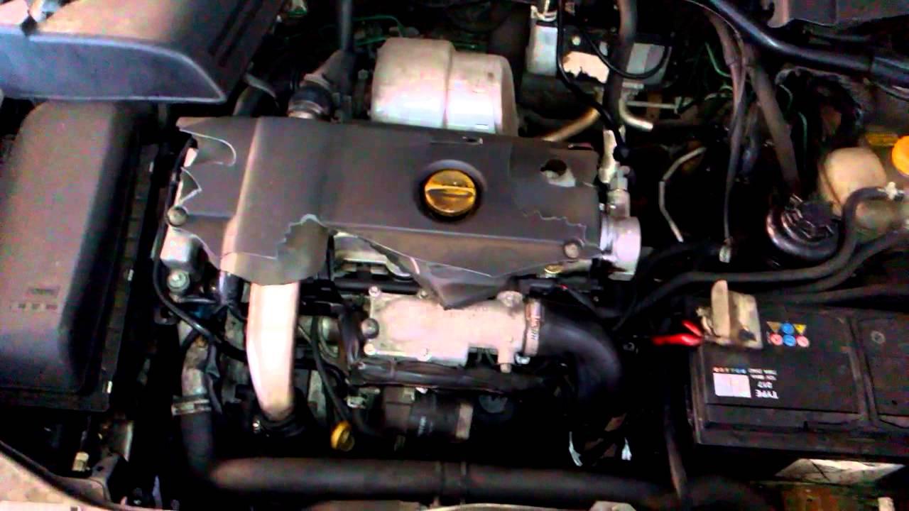 Контрактный двигатель Saab (Сааб) 2.2 D223L/X22DTH | Где купить? | Тест мотора
