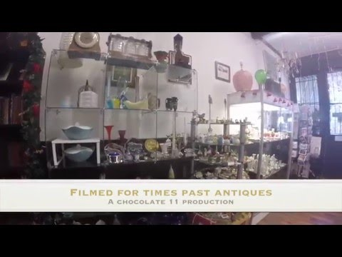 Times Past Antiques 2016 Pro mo video