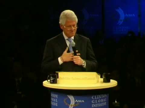 Clinton ends CGI Asia with call to action