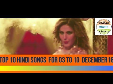 Top 10 Hits Hindi Songs of The Week 2nd December 2016 | Bollywood Top 10 Songs | Weekly Top Ten |