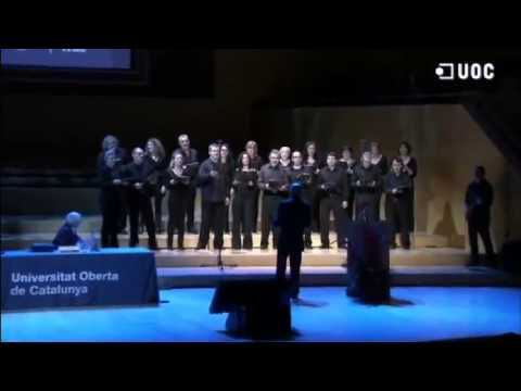 Graduacions UOC 2012-Orfeó Atlàntida -