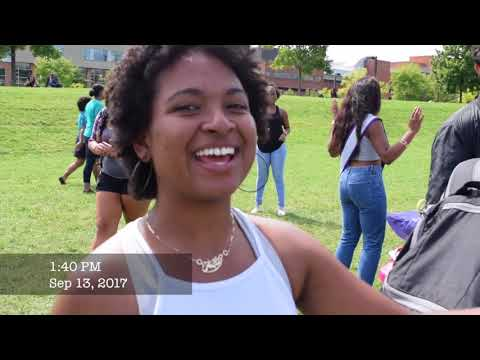 A WEEK AT UMBC: FALL 2017