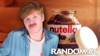 Random #6 - Как сделать нутеллу ? / How to make nutella?