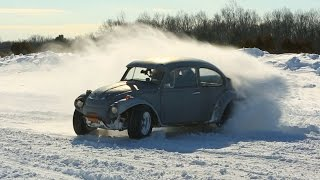 Consumer Reports + Jalopnik = Test Track Snow Day | Consumer Reports