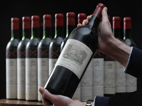 Koch Brother Fights...For Expensive Wine?