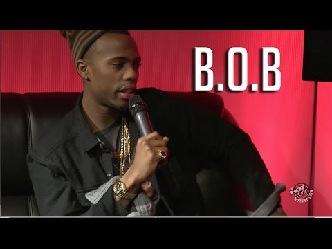Is B.O.B affected by T.I.'s departure from Atlantic Records??