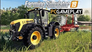 Farming Simulator 19 Gameplay (PC HD)