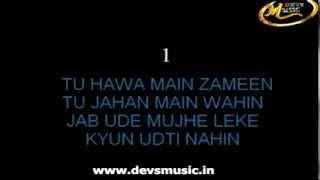 Khudaya Khair Karaoke Film Billu www.devsmusic.in Devs Music Academy