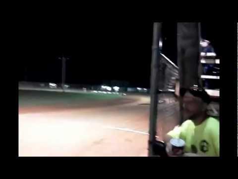 Selinsgrove Raceway Park Aug.12,2012 125cc Micros