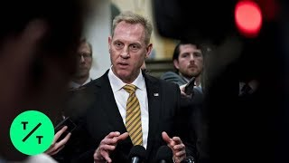 Patrick Shanahan Out as Defense Secretary Nominee After Domestic Abuse Reports