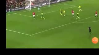 Norwich City vs Manchester United 0-3 Martial GOAL