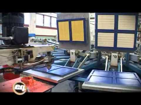 Wega filtros de aire panel youtube for Filtros para estanques de jardin