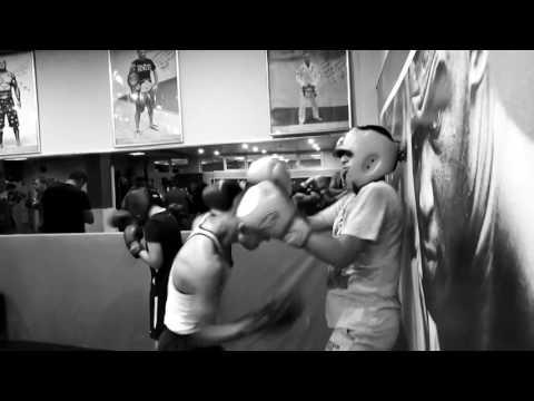 Секция бокса в