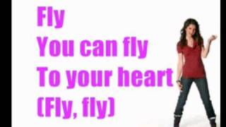 Selena Gomez Fly to your Heart Karaoke Instrumental