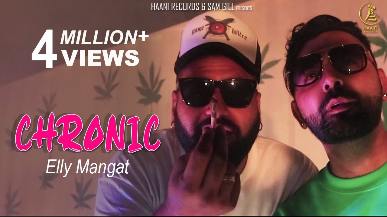 CHRONIC : Elly Mangat Feat. Paul G | Veet Baljit |  | Haani Records | Punjabi Song 2020