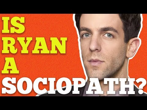 Is Ryan Howard A Sociopath?