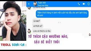 Troll trai bài Tớ Thích Cậu Nhường Nào - Giang Giang