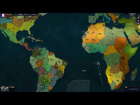 Смотреть Age of Civilizations 2 Долгожданный тренд! (игра за Францию серия 1 - дипломатия и первая война) онлайн