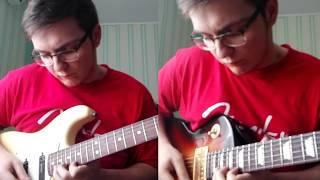 Ozzy Osbourne - Crazy Train (Guitar SOLO Cover)
